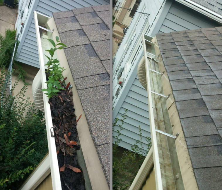 Dayton TX Gutter Cleaning