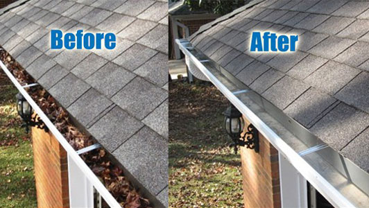 Gutter Cleaning Dayton TX