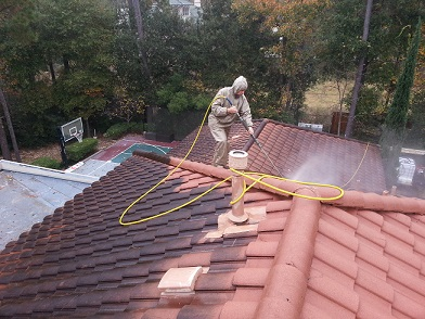 Dayton Roof Cleaning