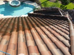 Dayton Tile Roof Cleaning